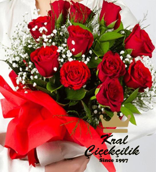Gül Buketi Çiçek Kodu 3027