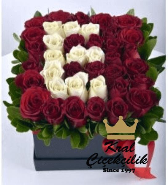 Çiçek Siparişiniz bizzat verilen adrese ve bizzat kendisine teslim edilmektedir.